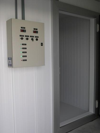 Câmara Fria Industrial Ferraz de Vasconcelos - Câmara Fria Modular