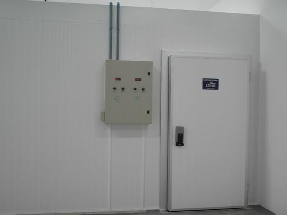Câmara Fria para Industria Farmacêutica Santa Catarina - Câmara Fria para Vacinas