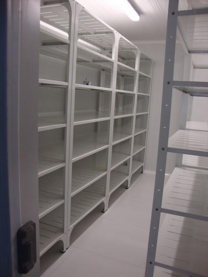 Câmara Fria para Vacinas São Mateus - Câmara Fria Modular