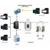 monitoramento de temperatura e umidade orçamento Santo André