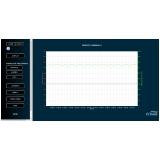 monitoramento e registro de dados em ambientes controlados