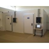 sala climática para estudo da estabilidade orçamento Mogi Guaçu