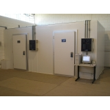 sala climática para estudo de estabilidade orçamento Piracicaba